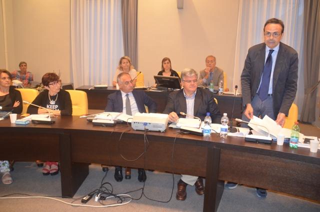 Il consiglio comunale di Termoli a difesa dell'ospedale San Timoteo