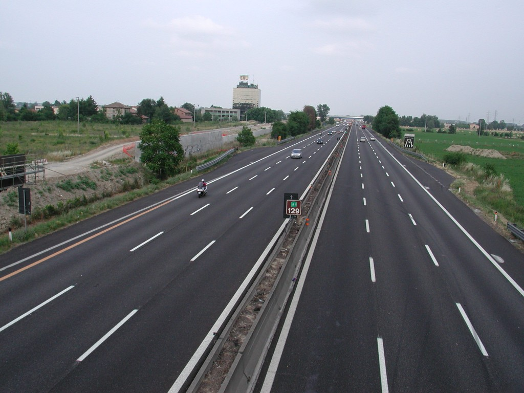 Il centrosinistra rischia sull'autostrada