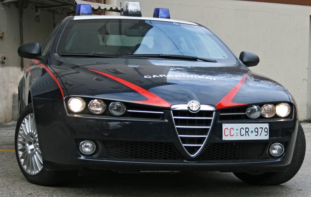 Isernia, i Carabinieri smascherano tre falsi ciechi
