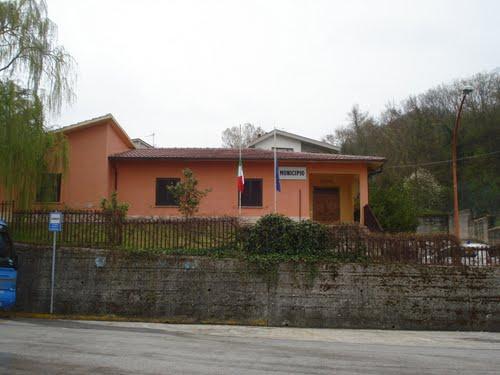 Acquaviva d'Isernia, Fiamme Gialle in Municipio