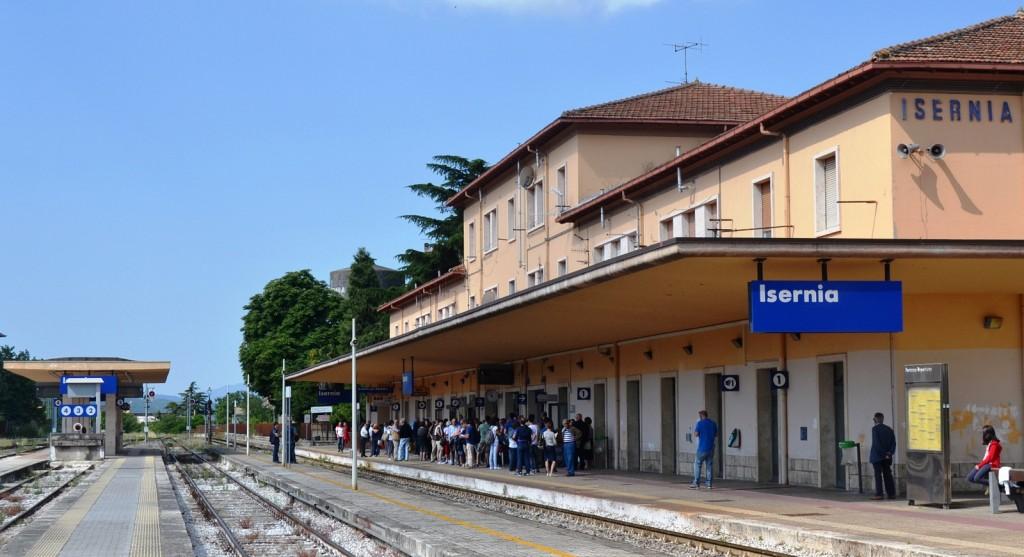 Nuova odissea per i viaggiatori del treno Roma - Campobasso