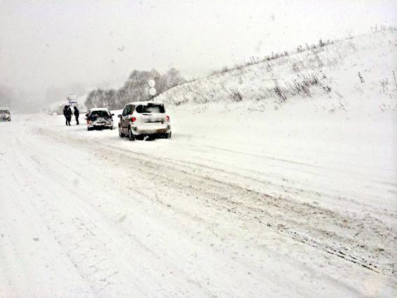Emergenza neve, regione paralizzata. La Uil affonda la politica