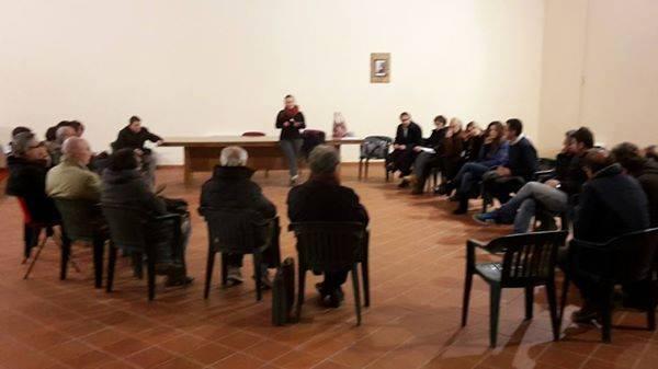 Il Comitato intercomunale contro l'ampliamento della discarica