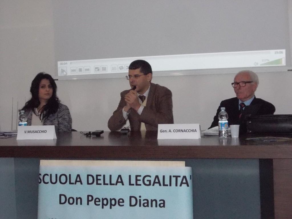Scuola di legalità, il magistrato Antonino Di Matteo presidente onorario