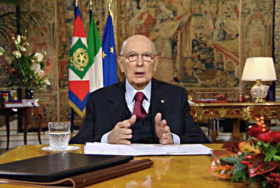 Giorgio Napolitano lascia il Colle. In nove anni mai una volta in Molise