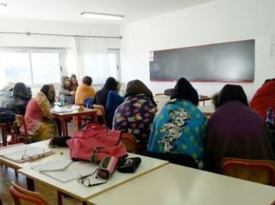 In classe col cappotto