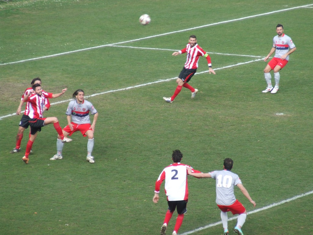 Serie D, il Campobasso riceve la capolista