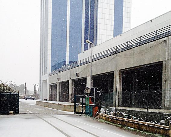 Nevica su buona parte del Molise, diversi i disagi segnalati. Nelle prossime ore peggiora