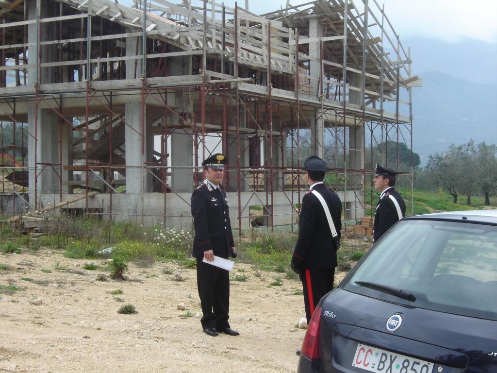 Controlli dei Carabinieri in tutta la Provincia di Isernia