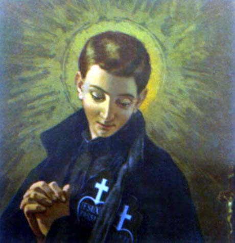 Le reliquie di San Gabriele dell'Addolorata a Campomarino