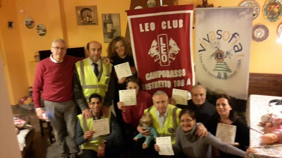 Viva Sofia, prosegue il progetto Lions