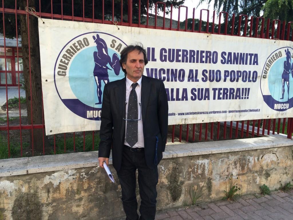 Vitalizi, Muccio attacca Frattura