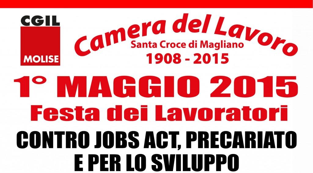 Santa Croce di Magliano, venerdì la festa del lavoro
