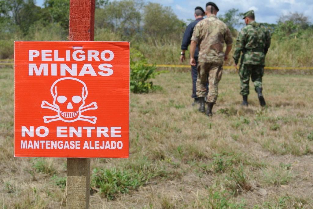 Giornata internazionale contro le mine, iniziativa del Rotaract Club