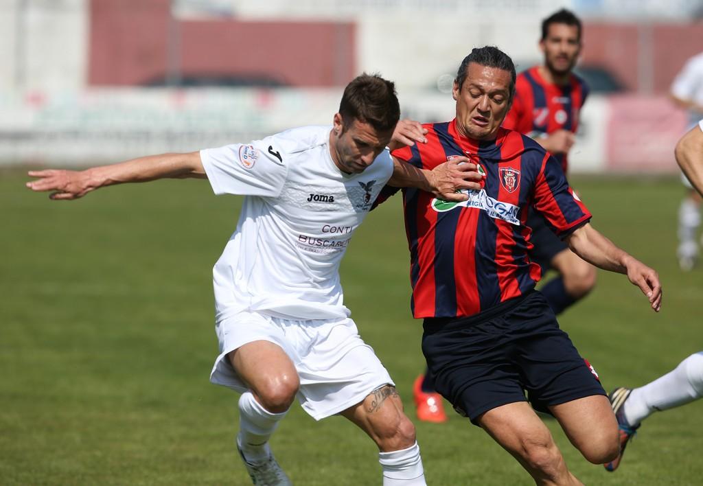 Serie D, la domenica del derby