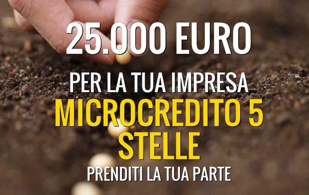 Microcredito 5 Stelle, i grillini presentano l'iniziativa