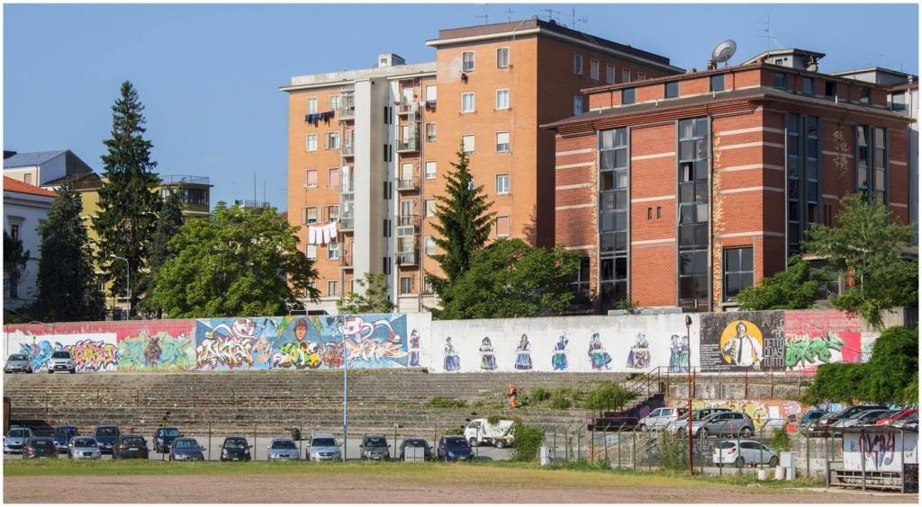 L'area dell'ex Romagnoli diverrà il 'Parco 5 luglio, visita Papa Francesco'