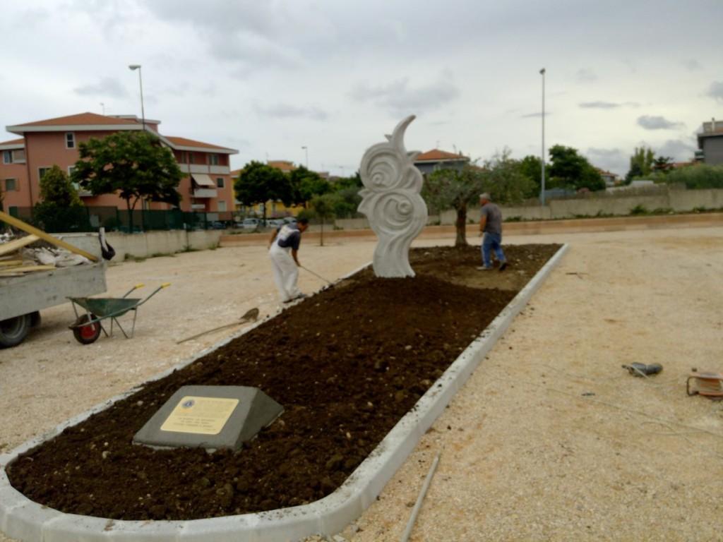 Termoli, lunedì l'inaugurazione del giardino botanico e dei parcheggi al 'Majorana'