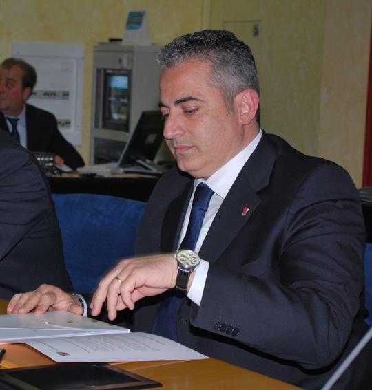 Scarabeo, pubblicato sulla Gazzetta ufficiale il decreto di sospensione dalla carica di consigliere regionale