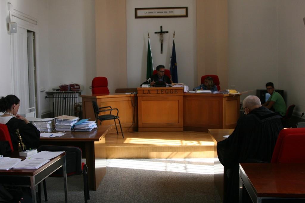 Scuola di Fossalto, in aula sfilano i primi testimoni
