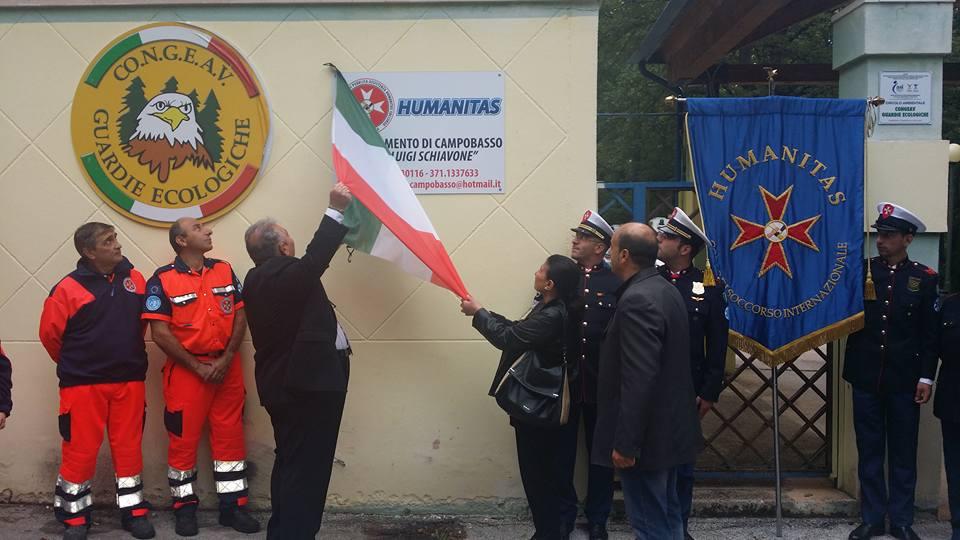 Inaugurata la sede Humanitas al bosco Faiete
