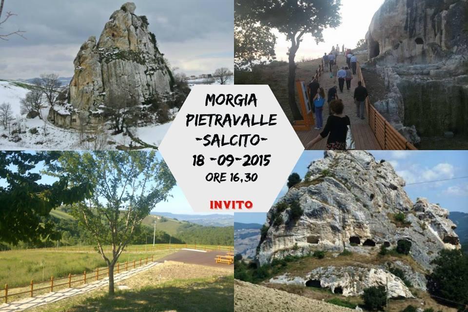 Parco delle Morge, venerdì a Salcito si inaugura l'area di Morgia Pietravalle
