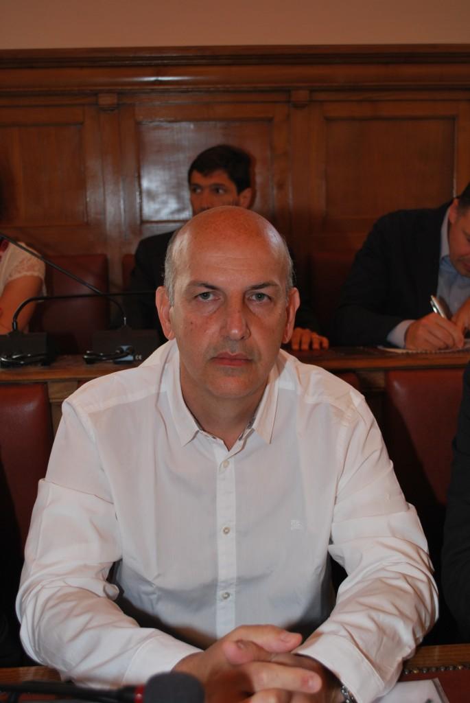 Antonio Molinari nuovo presidente della commissione Commercio