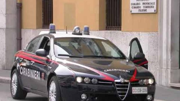 Campobasso, quattro denunce dei Carabinieri nel fine settimana