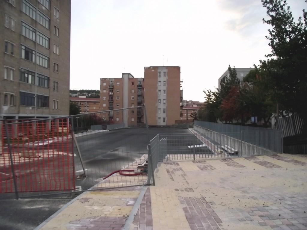 Parcheggi chiusi in via Romagna, l'appello dei cittadini a Iacp e Palazzo San Giorgio