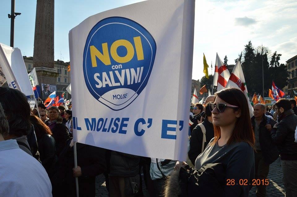 Noi con Salvini Donne, sabato la presentazione ad Isernia