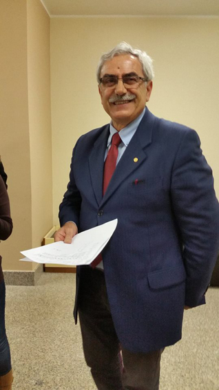 Lorenzo Coia nuovo presidente della Provincia
