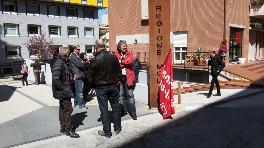 Precari protezione civile, Totaro interroga Frattura