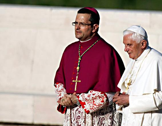 Montecassino, sequestrati 500mila euro all'ex abate Pietro Vittorelli