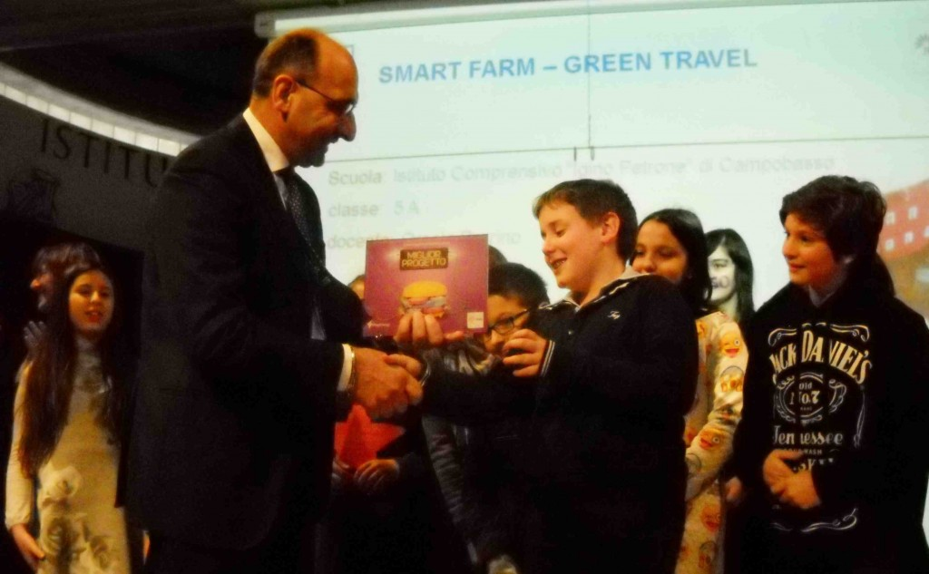 Ambiente e idee sostenibili, Enel premia le scuole molisane