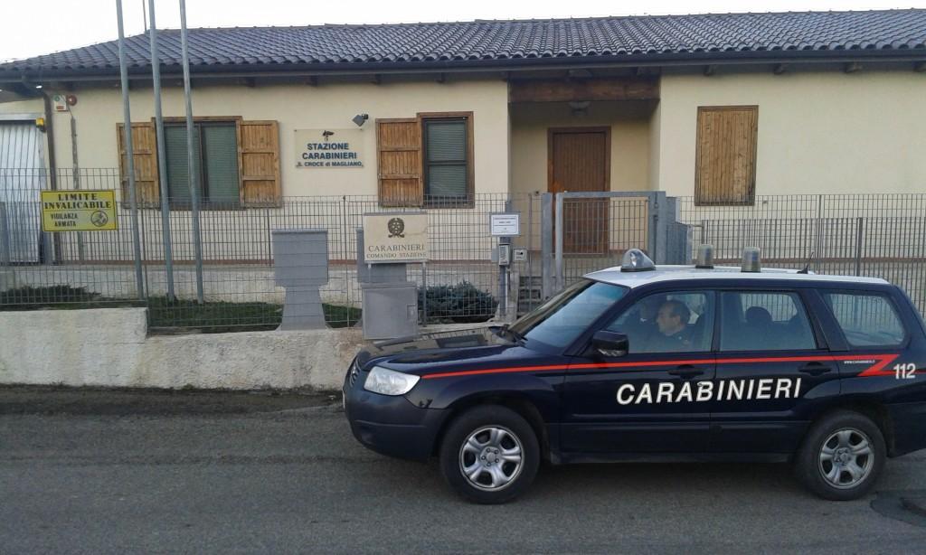 Droga ed armi in casa, 49enne di Santa Croce di Magliano nei guai