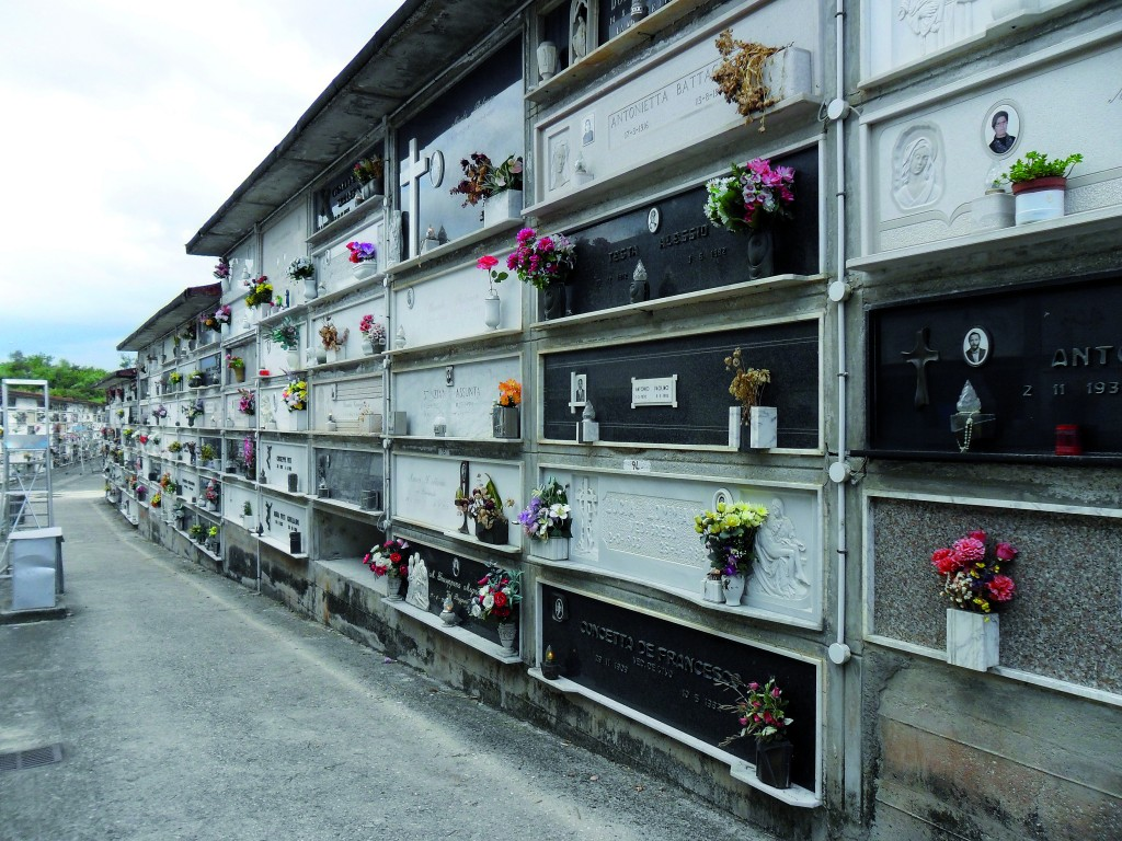 Servizi cimiteriali, on line la modulistica