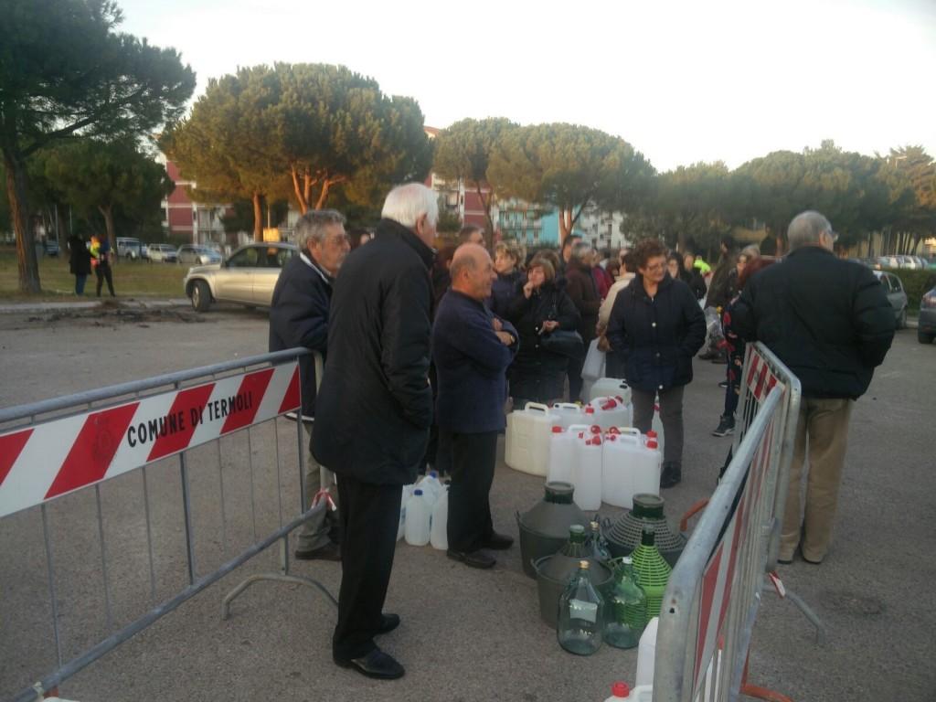 Si allarga l'emergenza idrica, pure a San Martino in Pensilis il sindaco vieta l'utilizzo dell'acqua