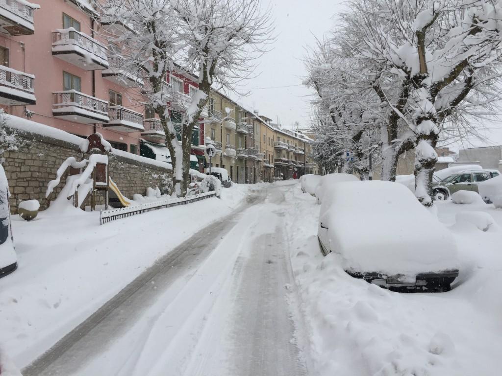 Neve e gelo, scuole chiuse anche domani. L'ELENCO AGGIORNATO