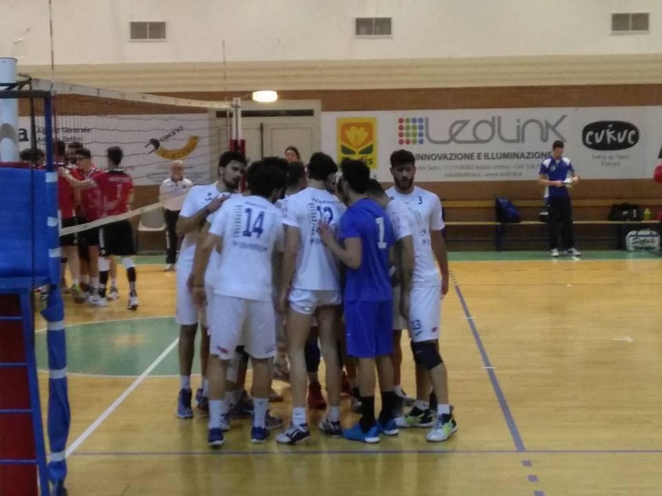 Volley maschile serie B2, Svelto a segno