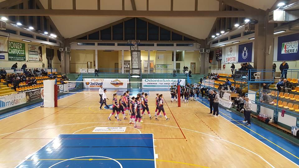 Pallavolo B1 femminile, Europea 92 a Roma