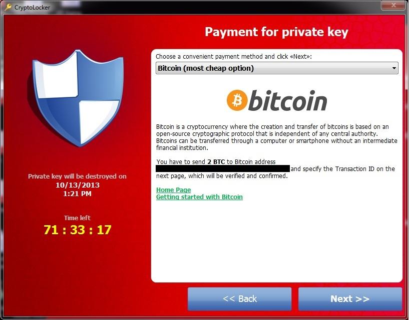 Cryptolocker, la Polpost all'erta