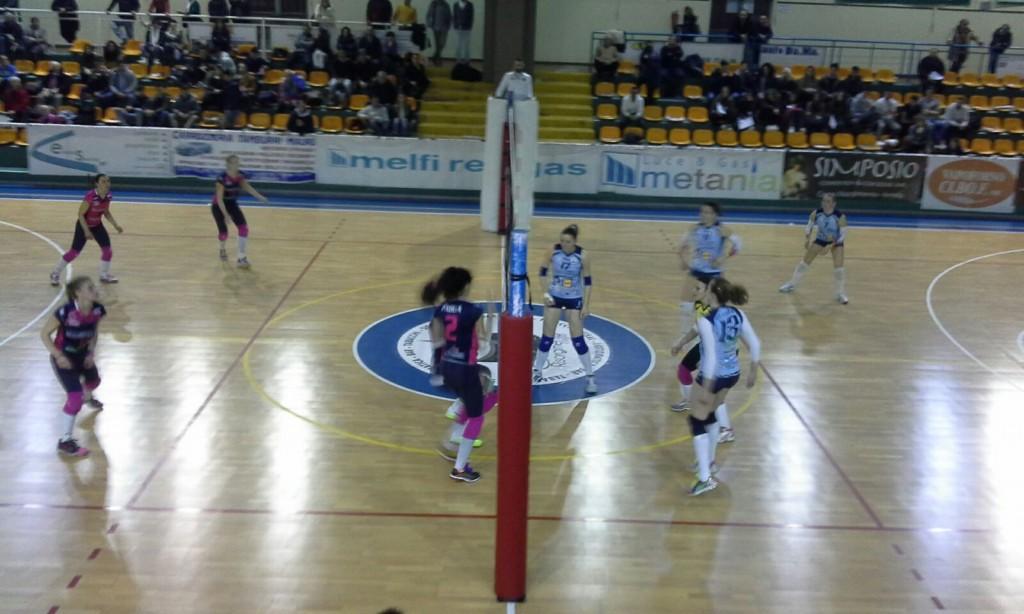 Pallavolo B1 femminile, Europea 92: tie-break amaro