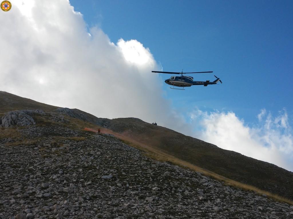 Soccorso alpino, nuove esercitazioni antisisma