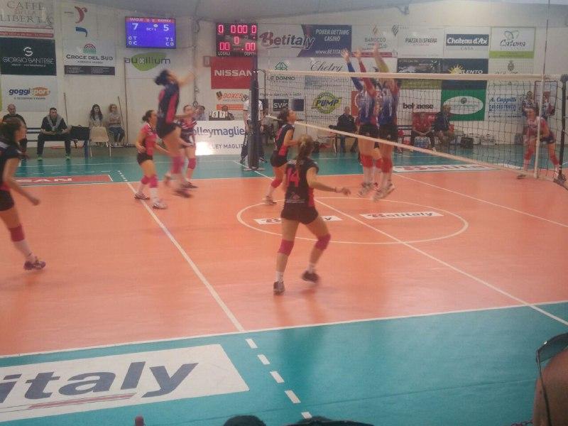 Pallavolo B1 femminile, Europea 92 in Salento