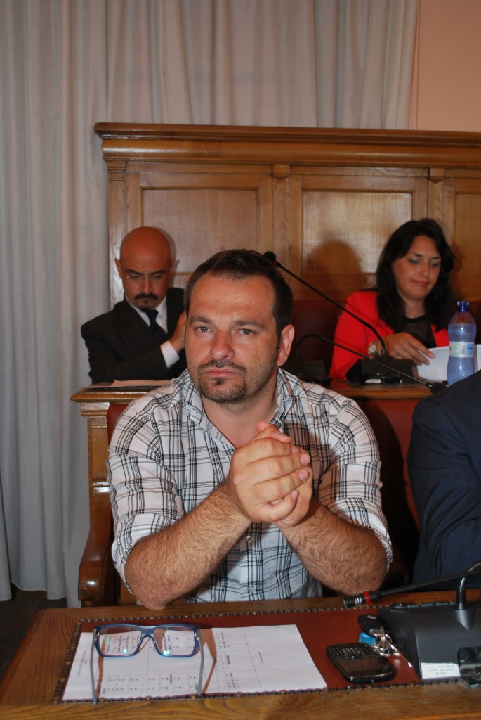 """Provincia, Tramontano lascia: """"Non posso condividere un modus operandi in cui la politica non è autonoma"""""""
