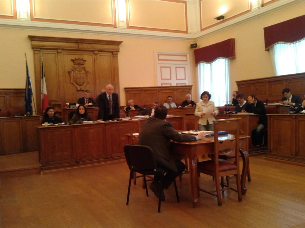 Assenze in maggioranza, salta il Consiglio comunale