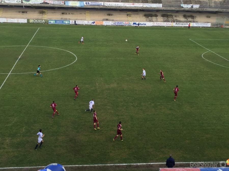 Serie D, Campobasso ed Agnonese a segno