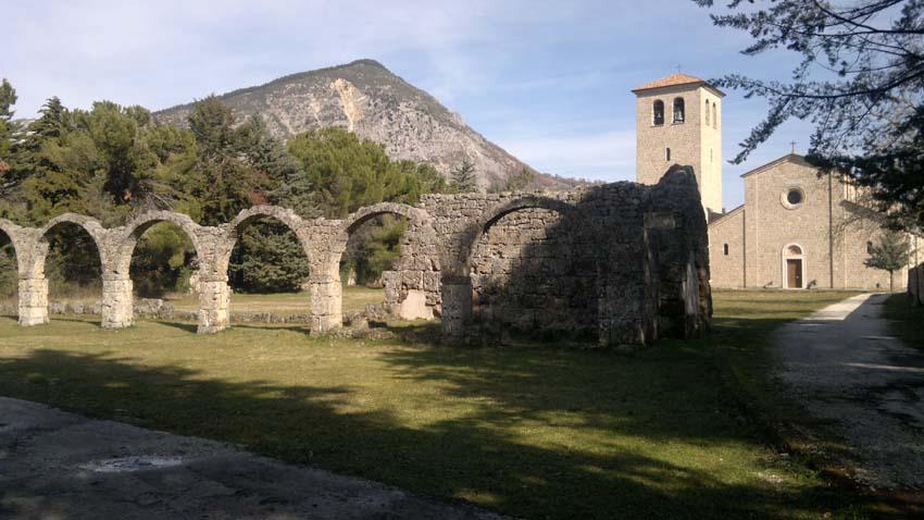 San Vincenzo al Volturno, presentata la proposta di legge regionale per l'istituzione del parco archeologico