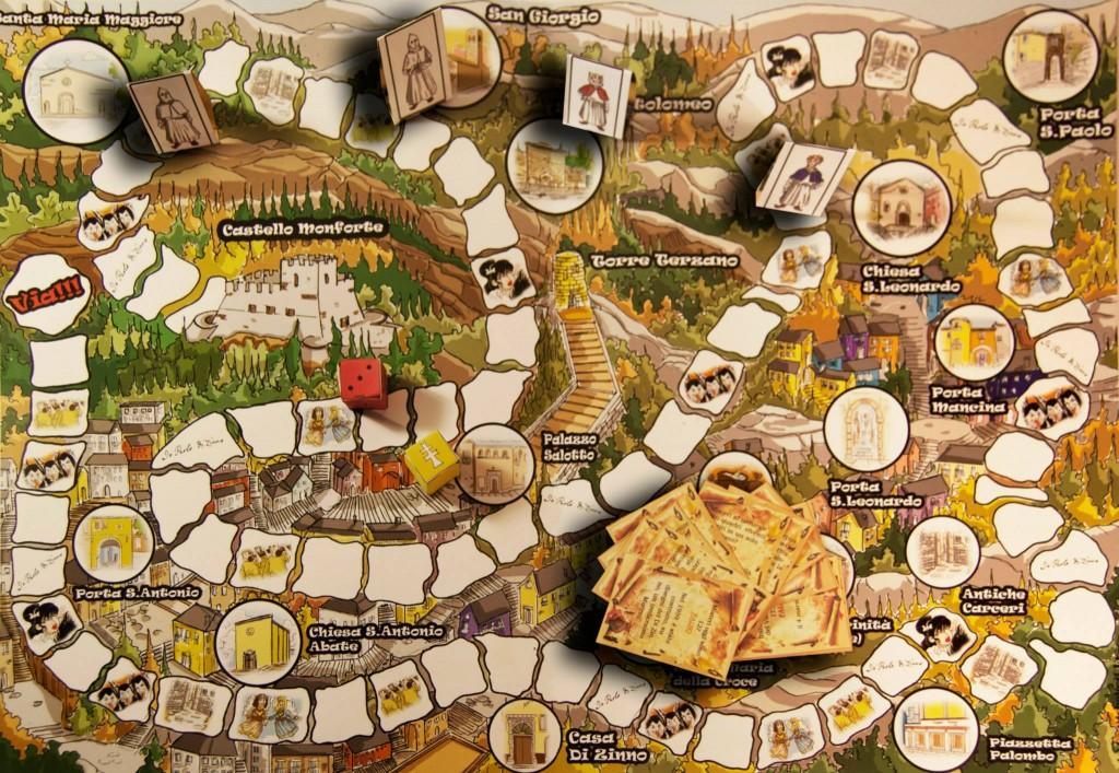 Un gioco per conoscere i Misteri di Campobasso