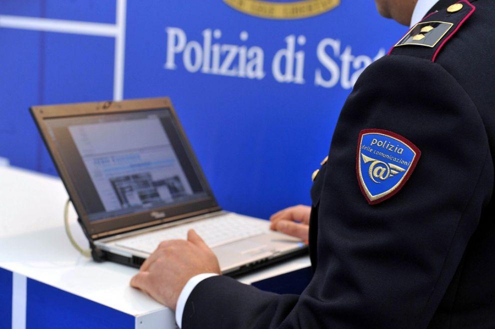 Pedopornografia, campobassano incastrato da Polizia Postale e FBI